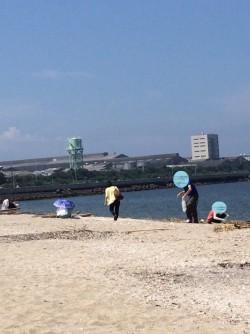海を散策しよう!~三池港~