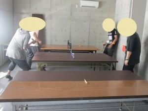 みんなで卓球をしよう!