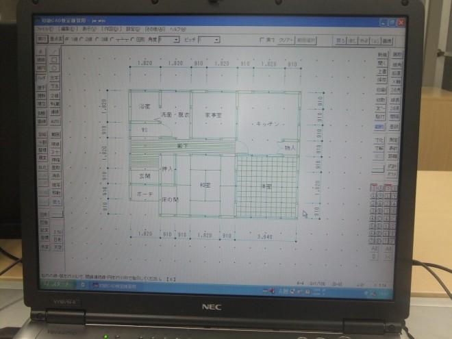 CADで製図にチャレンジ
