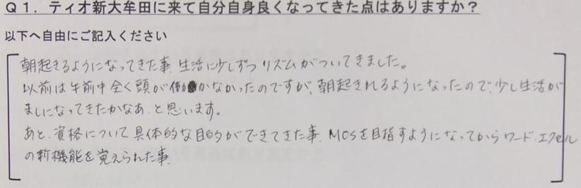 〇登志子さん①(H28.3)