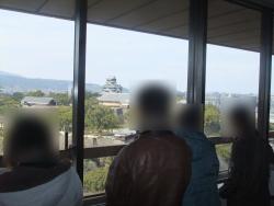 熊本城ツアー