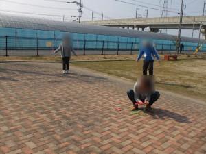 縄跳びをしよう!