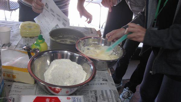 洋菓子の日♪みんなでケーキを作って茶話会!