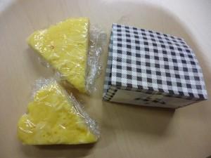 簡単おいしいベイクドチーズケーキづくり★