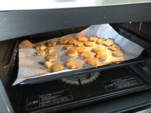 手作りクッキーでお茶会