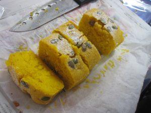 かぼちゃのパウンドケーキ作りで楽しくコミュニケーション🎃