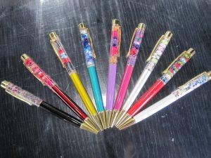 ハーバリウムボールペン作成🌸