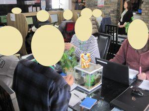 グループワークでイベントを考えよう☆